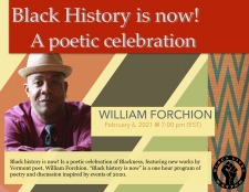Black History is now! a poetic celebration